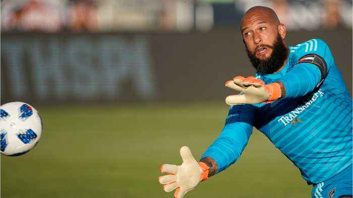 Tim Howard Hopes Liverpool Never Wins The EPL