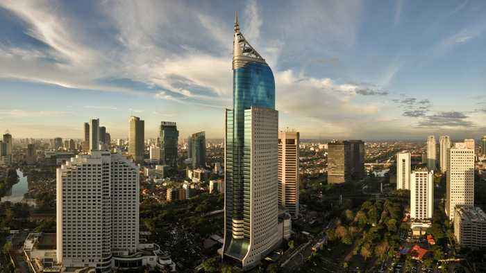 Indonesia's Capital Is Sinking, So They're Moving It