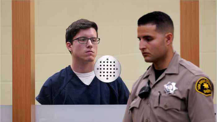 Accused Synagogue Shooter Appears In San Diego Court