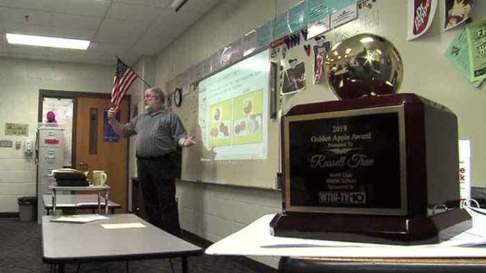 Golden Apple: Teaching Probability in North Clay Middle School