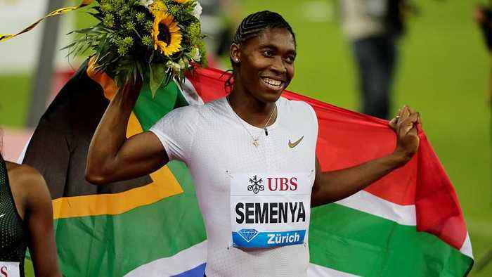 Arbitration court to decide on  Semenya's right to compete as a woman
