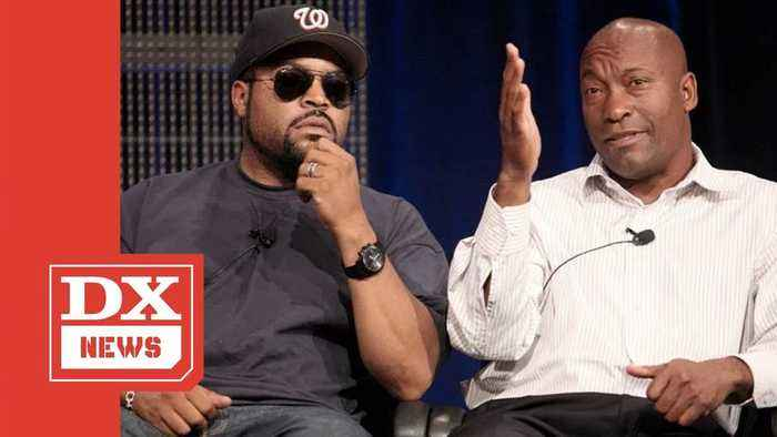 Ice Cube Mourns 'Boyz N The Hood' Director John Singleton- 'There Are No Words'