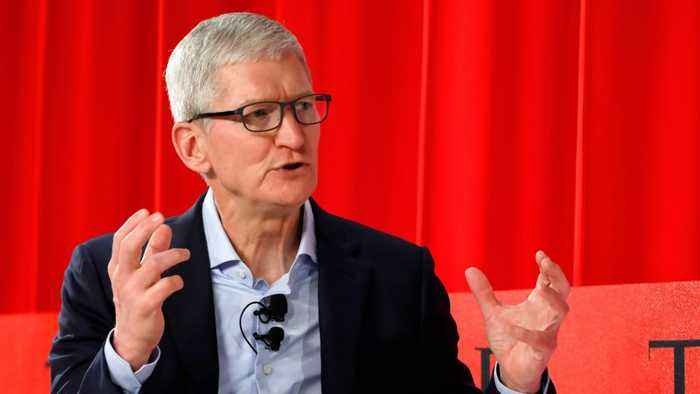 Tim Cook Clarifies Meaning In New Serivces