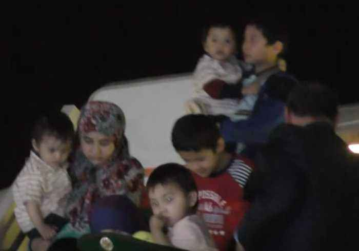 Tajik Children Repatriated From Iraq After Mothers Charged With IS Membership