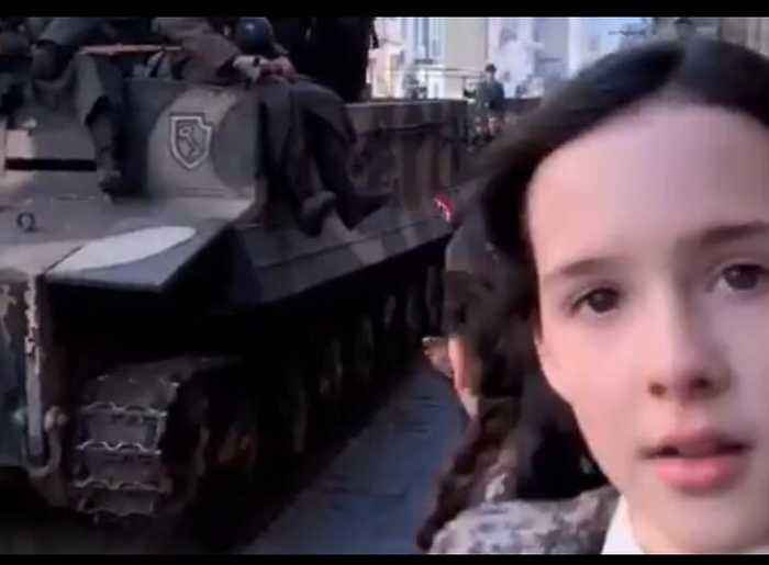 Controversial Social Media Campaign Asks 'What if a Girl in the Holocaust Had Instagram?'