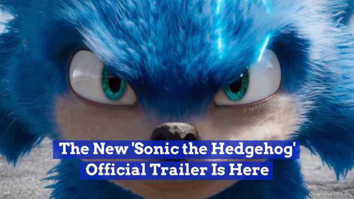 'Sonic The Hedgehog' First Trailer Is Getting A Lot of Notice