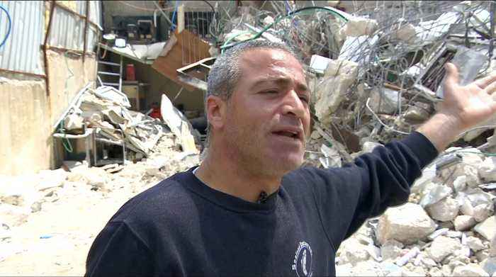 Palestinian homes: Israeli high court rules in favour of demolitions