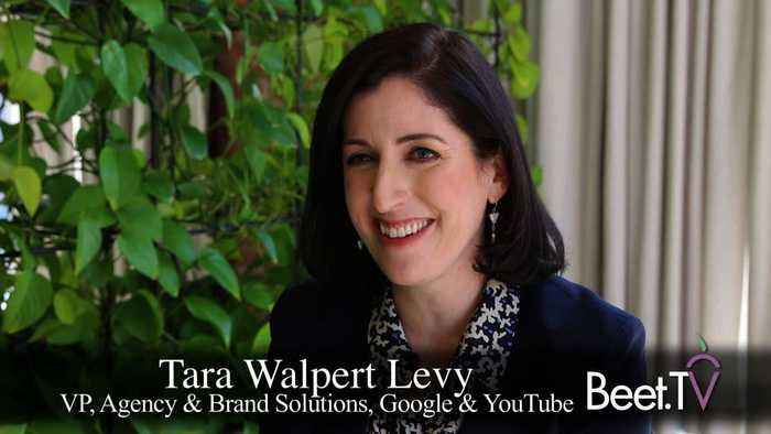 YouTube Carves Out Traditional TV For Advertisers Seeking Premium: Walpert Levy