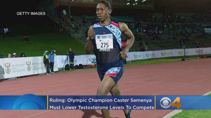 Landmark Ruling: Olympic Champion Caster Semenya Must Lower Testosterone Levels To Compete
