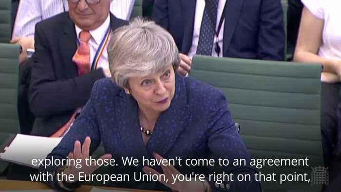 Theresa May faces committee over Brexit negotiations