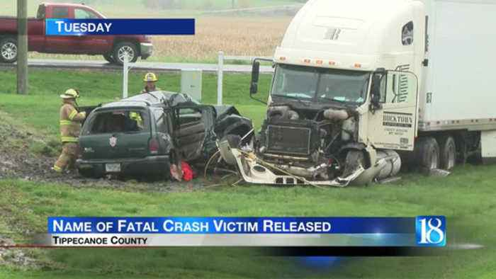 Victim of fatal crash on State Road 26 identified