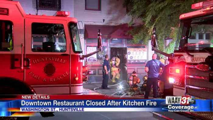 Humphrey's Closed After Fire
