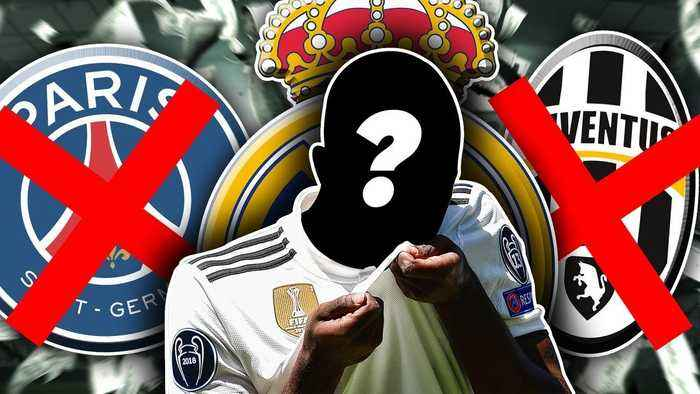 Real Madrid To Beat PSG And Juventus To €100m Youngster?! | #TransferTalk