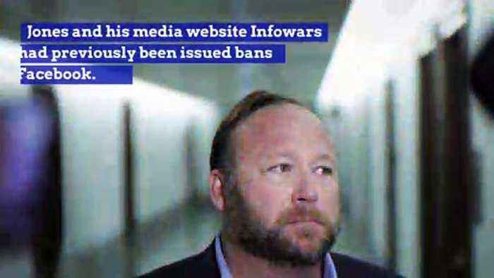 Instagram and Facebook Ban Alex Jones, Louis Farrakhan and Several Others