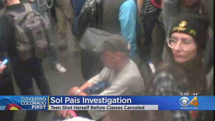 Coroner: Sol Pais Died Day She Arrived In Colorado