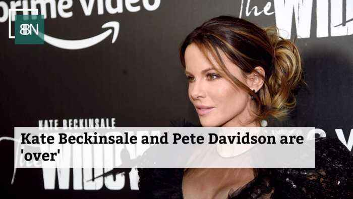 Kate Beckinsale And Pete Davidson Had Their Fun