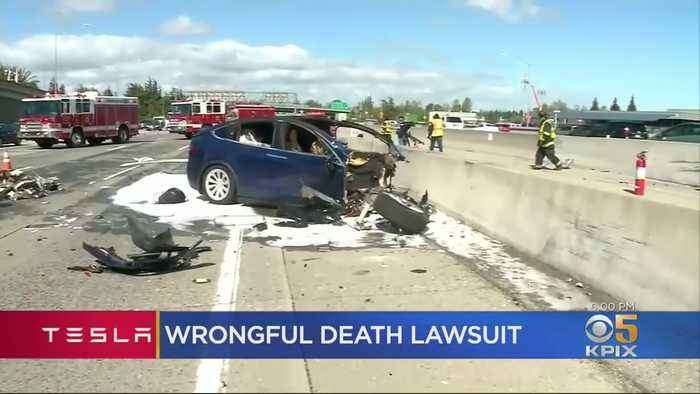 Family Of Driver Who Died In Tesla Autopilot Crash Files Lawsuit
