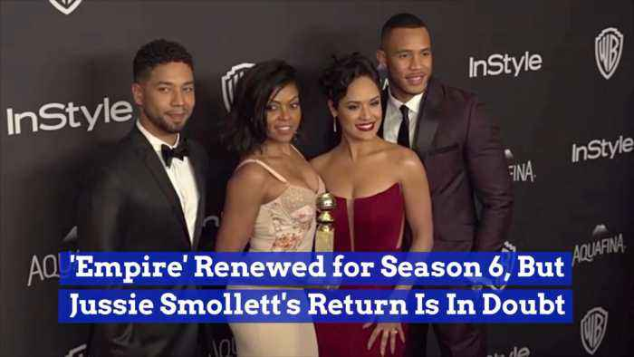 Empire Goes On Without Jussie Smollett