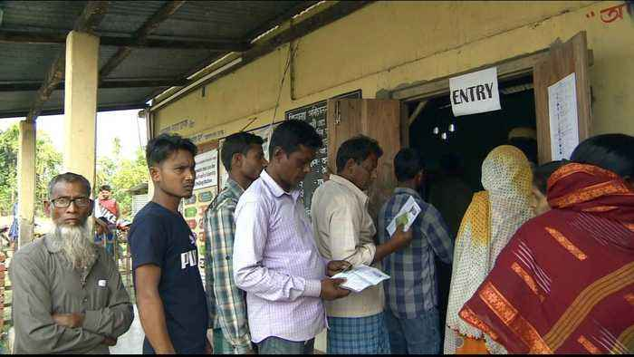 Millions missing from electoral roll in India's elections