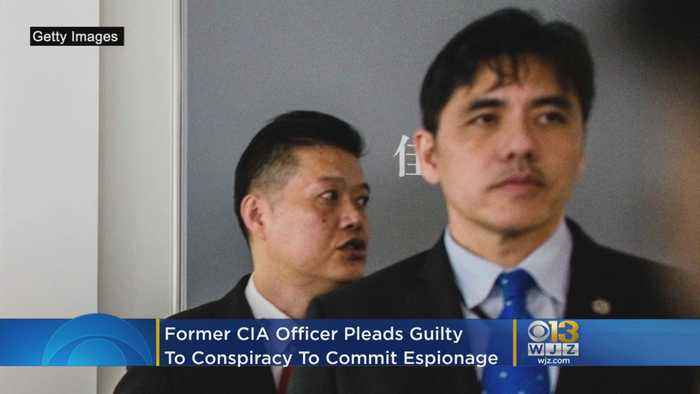 Former CIA Officer Pleads Guilty To Conspiracy To Commit Espionage