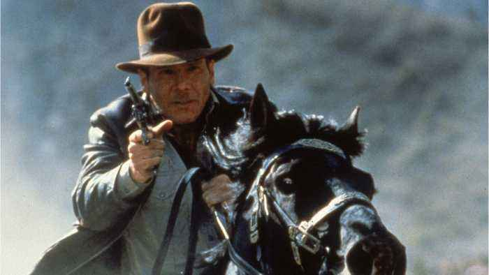 Indiana Jones 5 and Tarantino's Star Trek Film Plans