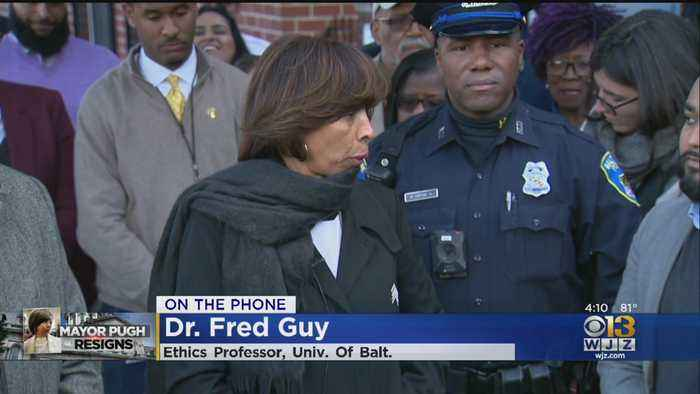 Univ. Of Baltimore Ethics Professor Says City Needs To Move On With 'Business As Usual'