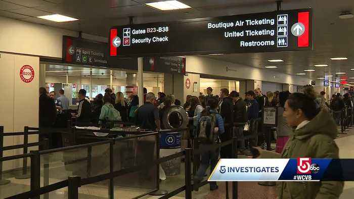 Former TSA official not surprised about number of Boston security complaints