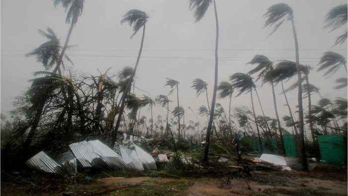 Tropical Cyclone Fani Has Claimed 2 Lives In India And Continues To Devastate The Region