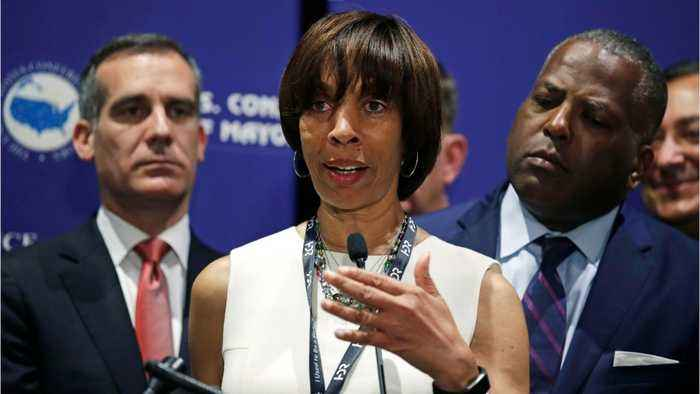 Baltimore Mayor Resigns Amid Questions Over $500,000 Book Deal