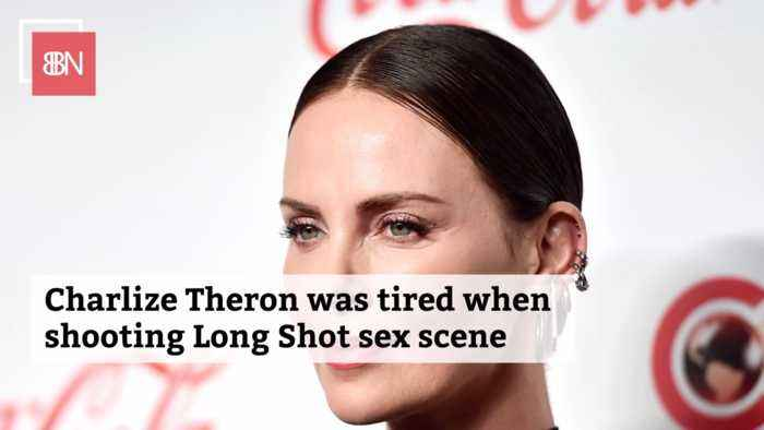 Charlize Theron Did Not Enjoy Filming Her Latest Sex Scene