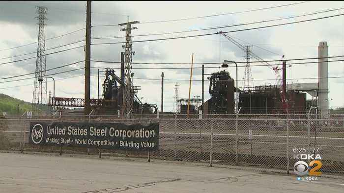 US Steel To Invest $1B In New Technology For Mon Valley Works