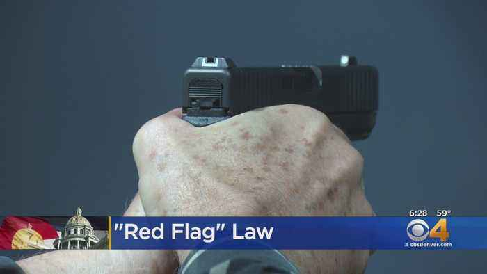 Colorado's 'Red Flag' Gun Law Could Be Overturned