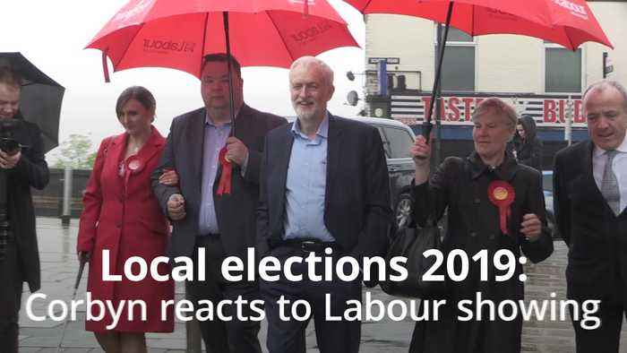 Corbyn: Labour's local gains show general election potential