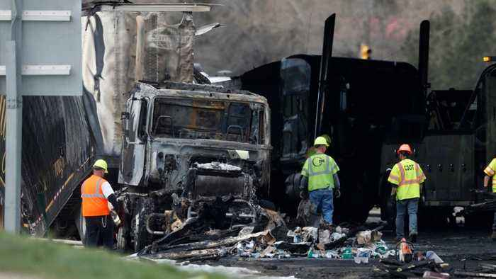 Truck Driver In Deadly Colorado Crash To Appear Before Judge