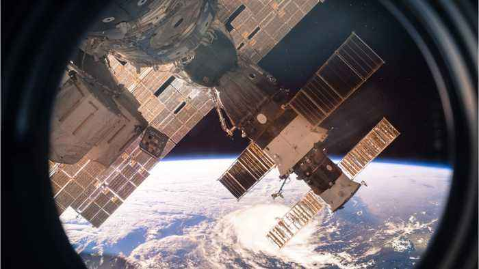 The International Space Station's Calling