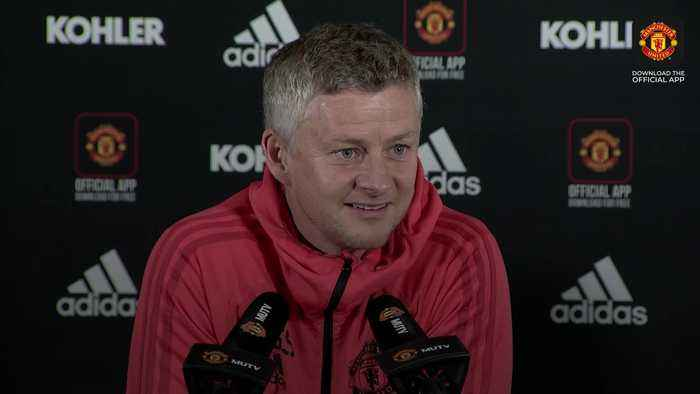 Solskjaer confirms De Gea will keep place against Huddersfield