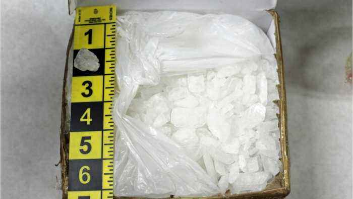 44 Pounds Of Meth Delivered To Elderly Couple By Mistake