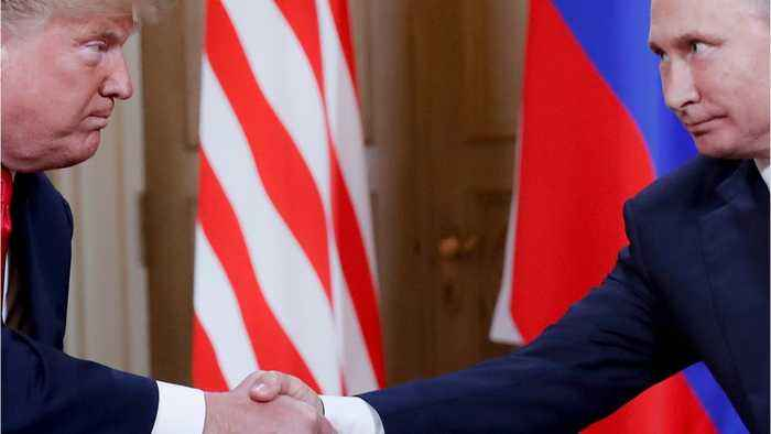 Trump Had 'Long And Very Good' Talk With Putin