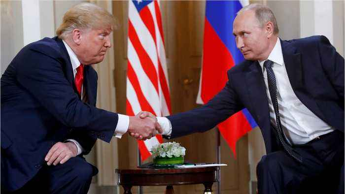 Trump and Putin Have Phone Call About The Mueller Report