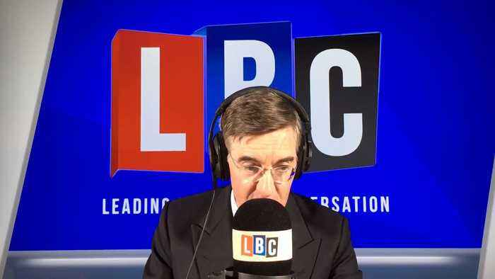 Jacob Rees-Mogg's Fiery Call With Conservative Who Wants People's Vote