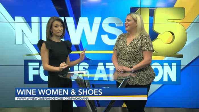 Wine Women and Shoes