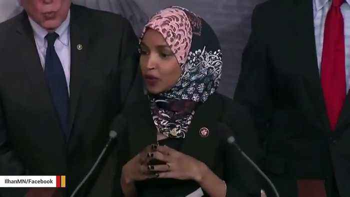 Ilhan Omar Fires Back: Pence And Pompeo Should Worry More About Trump's 'Ignorance'