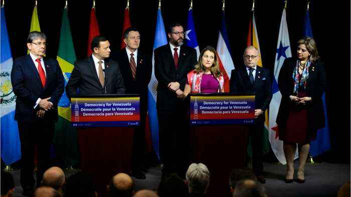 Lima Group Accuses Maduro Of Protecting Colombian Terrorist Groups