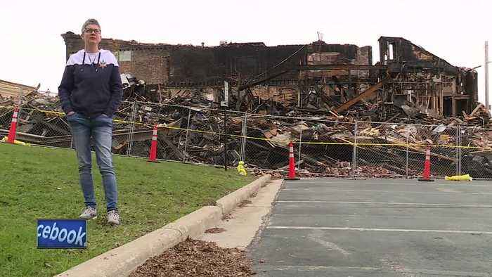 De Pere fire victims share optimism about their futures