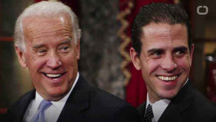 Biden's son becomes the right's new target