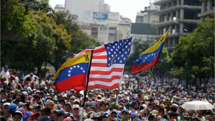 U.S. bipartisan unity on Venezuela begins to show cracks