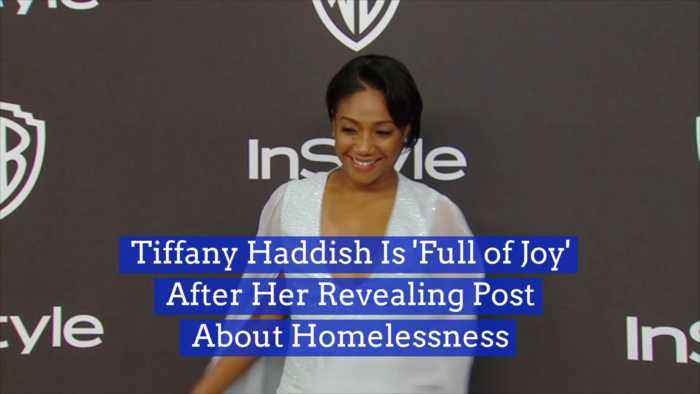 Tiffany Haddish Shows A Personal Side Of Herself
