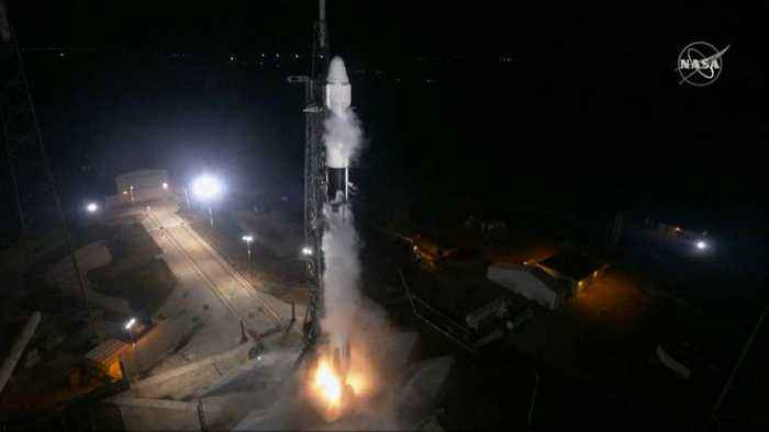 Watch: SpaceX rockets blasts off from Cape Canaveral