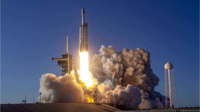 SpaceX Has Successful Launch To Resupply ISS After Several Delays