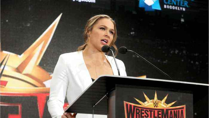 What Is Ronda Rousey's Injury?